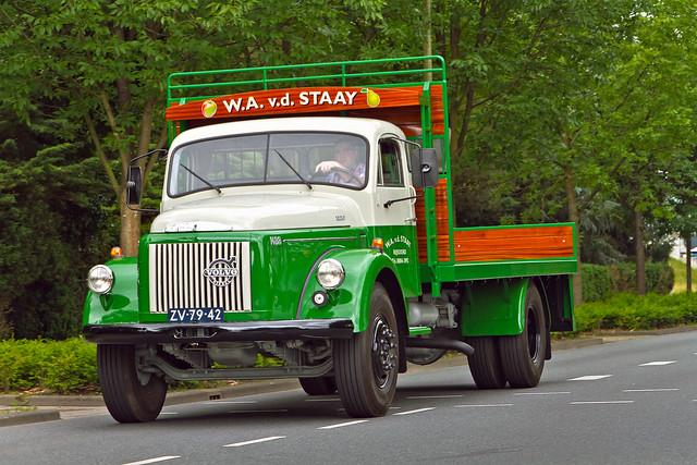 VOLVO N88 Truck 1970 (3132)