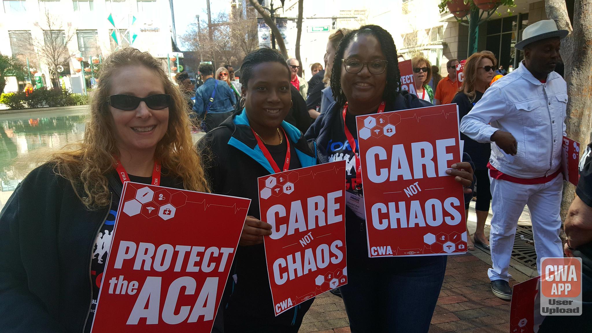 Orlando Rally to Defend the ACA