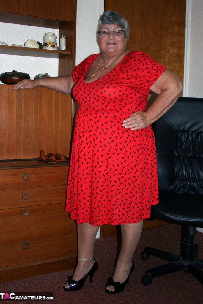 Granny Libby   Flickr