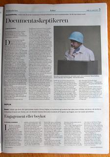 weekend avisen / Mette Sandbye | by Thierry Geoffroy / Colonel