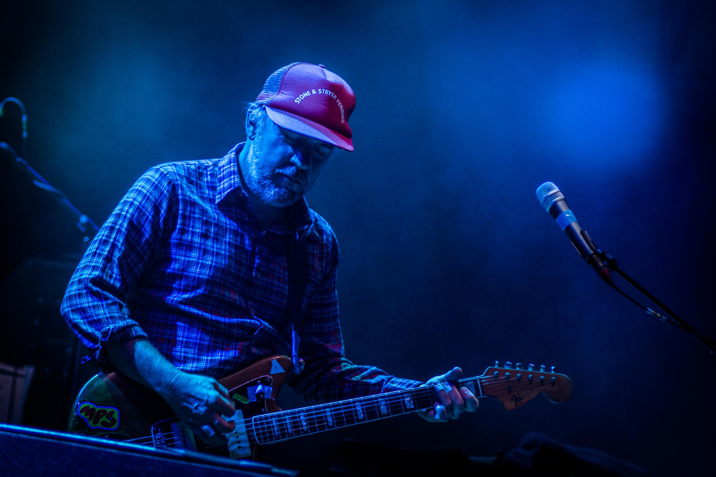 Grandaddy @ Little Waves Festival 2017 (© Timmy Haubrechts)