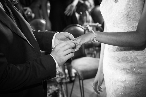 Wedding Photography - Exchanging Rings | by marklordphotography
