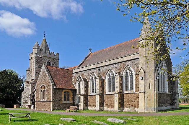 St Michael, Warfield