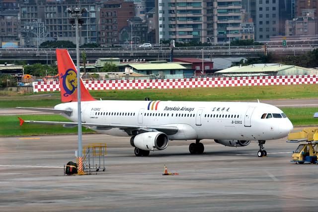 TransAsia Airways B-22602