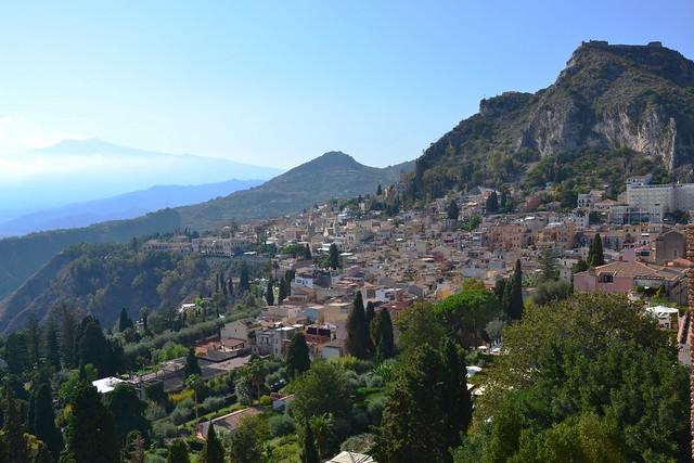 L'Etna et Taormina, Sicilia