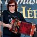 Sheryl Cormier and Cajun Sounds at Festivals Acadiens et Créoles, Girard Park, Lafayette, Oct. 11, 2014