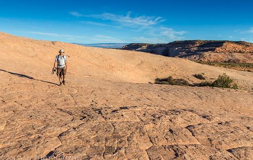 Sandstone Wandering | by IntrepidXJ
