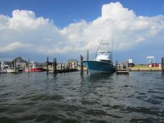 Boats at Dock