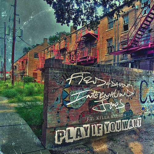 "Album Artwork - Fiend ""Play If You Want"" 