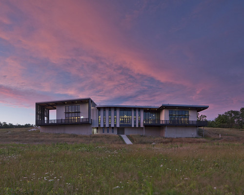 Battelle Darby Creek Metro Park Nature Center | by aia.columbus