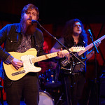 Wed, 22/10/2014 - 11:27am - Horse Thief opens WFUV's CMJ showcase, 10/21/14. Photo by Gus Philippas