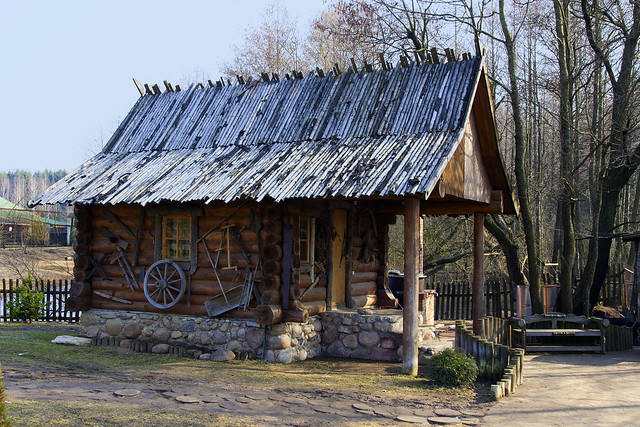 Dudutki_Folk_Museum 2.5, Minsk, Belarus