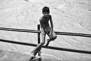 Tattoos and ropes Inc. | Haridwar, India This was a