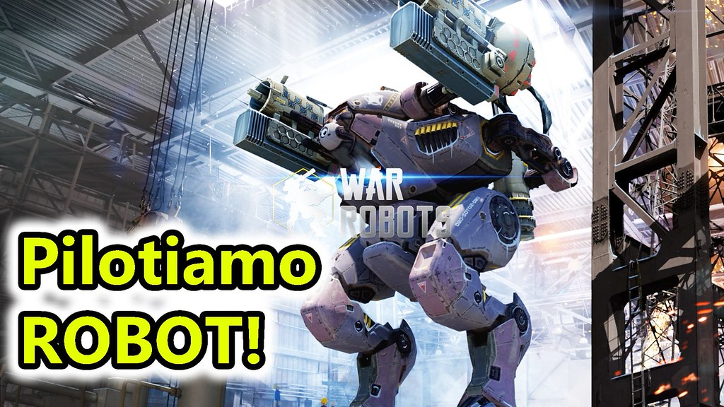 War Robots - A bordo di enormi robot devastanti! - Android