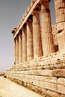 Found Photo - Greece - Athens - Acropolis 1