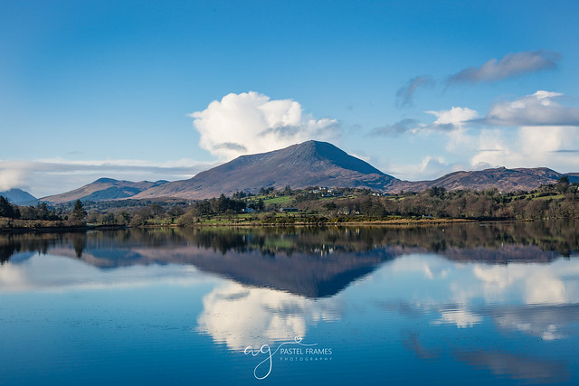 Muckish Reflections, County Donegal