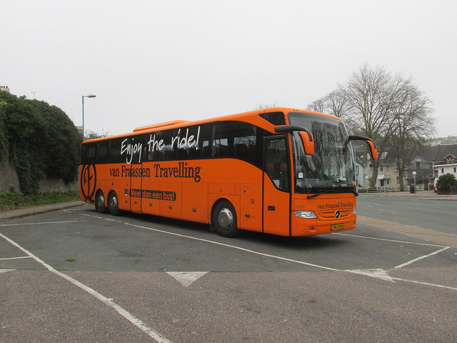 BZ JJ 04, Torquay Coach Station, 16/03/17