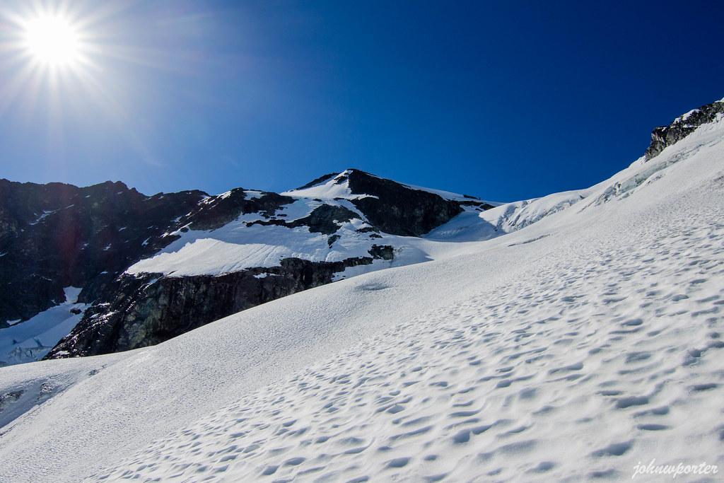 Dark Peak summit