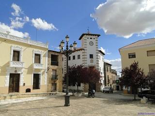 Plaza mayor de Belmonte | by santiagolopezpastor
