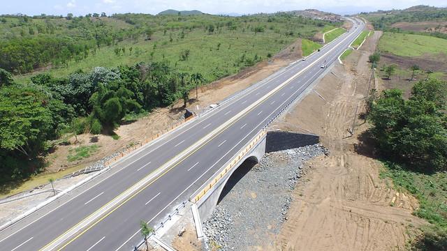 Nuevo tramo de la Circunvalación agilizará tránsito en Santo Domingo