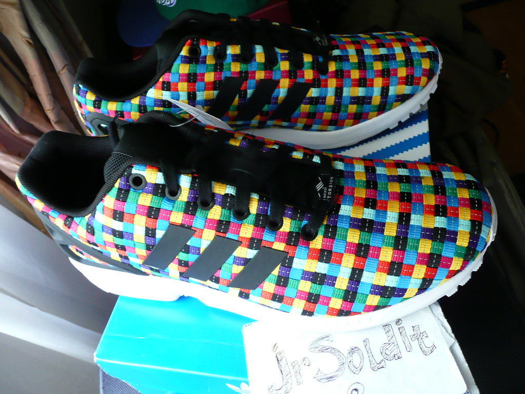 more photos 7ed95 57531 adidas ZX FLUX