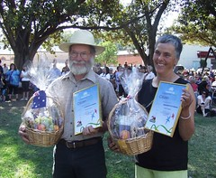 2009 0126 Australia Day Citizens of the Year Graham and Annemarie Brookman  (4)