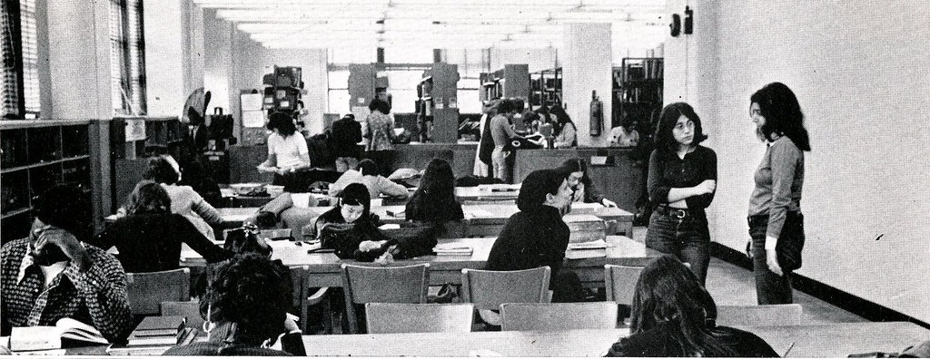 Hunter College Library | The Wistarion, p  27, 1974, Archive