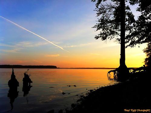 lake photography sunrisesunsetsceniccloudssky