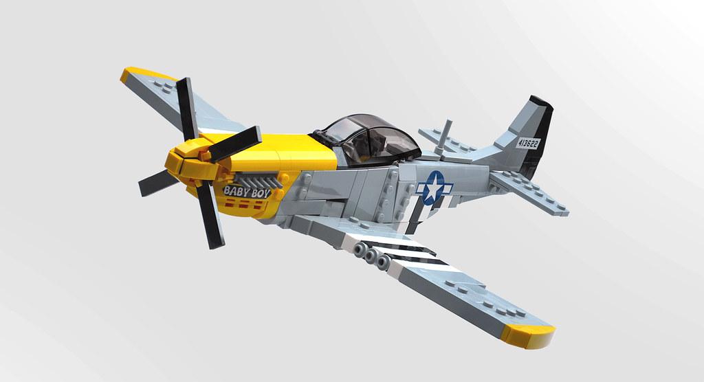 P-51D - North American Mustang