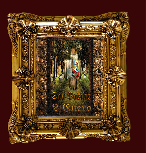 San Basilio 2 Enero.(†Dedicado  al P.Cotallo)