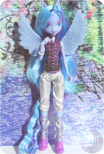 Princess Luna | by kasane_and_ko