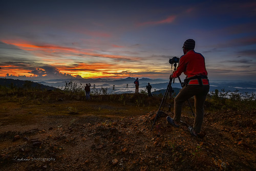 sunrise nikon dream malaysia d750 catch the mamut ranau singleexposure zakiesphotography sabahsunrise