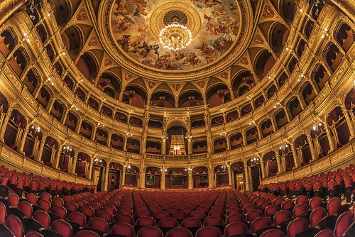 Hungarian State Opera House | by Massimo Cuomo Photography