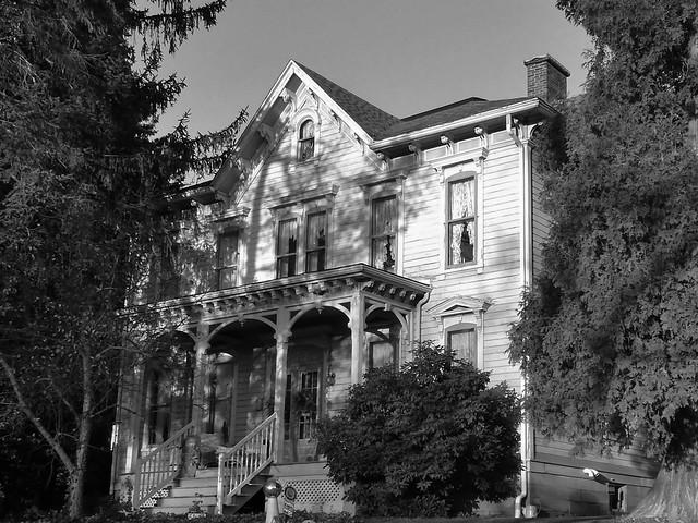 Farm House in Butler County, Pennsylvania
