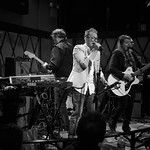 Mon, 10/11/2014 - 12:13pm - Montreal's Stars, in concert for WFUV Marquee Members at Rockwood Music Hall in NYC, 10/6/14. Photo by Gus Philippas