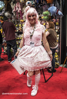 NY Comic Con 2014 Lolita | by Downtown Traveler