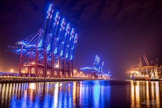 Hafen Hamburg - Blueport | by diablopb