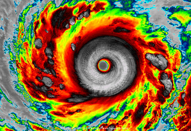 Super Typhoon Vongfong