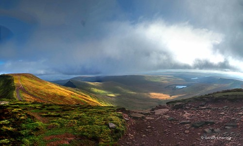 Pont ar Daf to Pen y Fan 5th Nov 2014 (70) | by Gareth Lovering Photography