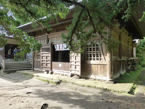 2014/10/26 (日) - 13:33 - 浄光明寺の仏殿
