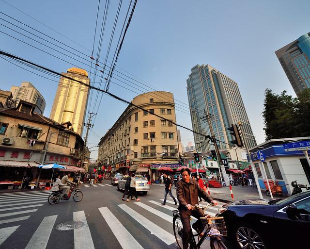 Bunt Shanghai