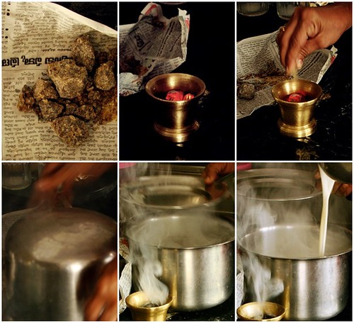 Muharram ka Sherbet - In Making | by lubnakarim06