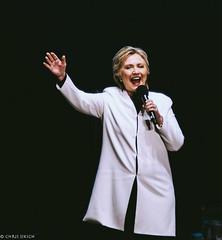 Hillary Clinton Rally @ The Mann Center Philadelphia 2016 II