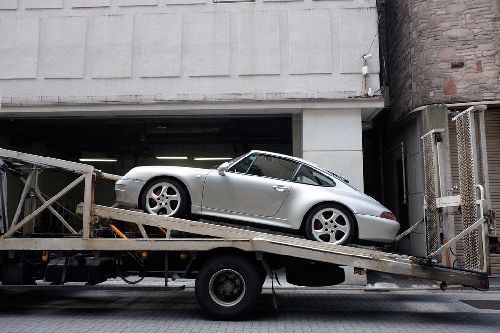 Porsche 911(993) 2017/04/12 X7007387