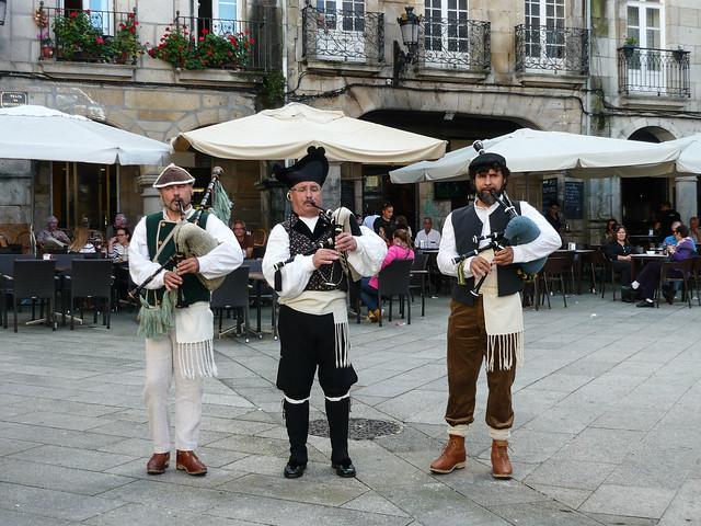 Galician music.