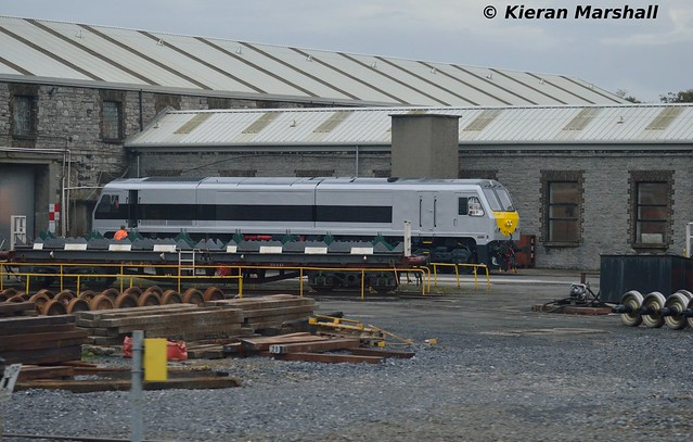 209 at Inchicore, 22/10/14