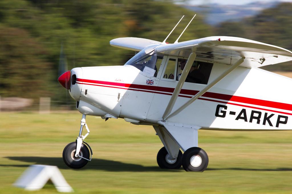 G-ARKP Piper PA-22-108 Colt | amisbk196 | Flickr