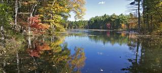Eldrige Pond pano | by Muffet