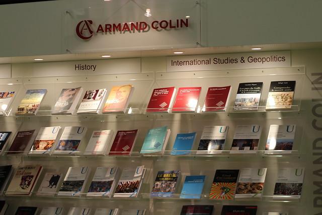 Armand Colin - Frankfurt Buchmesse