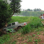 Thu, 06/07/2012 - 11:33pm - Jeep falling into ditch
